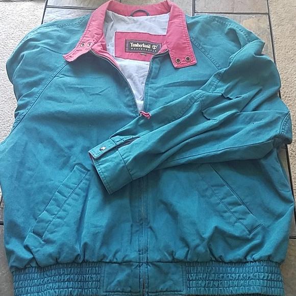 81f829effb7 Timberland Jackets & Coats | Vintage Weathergear Mens Jacket Euc ...